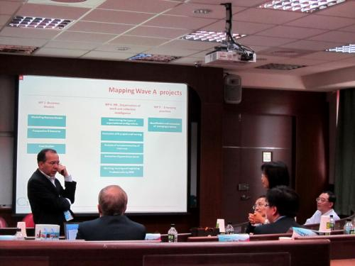 2012.03.17 電子商務研究研討會 Workshop on Electronic Commerce Research