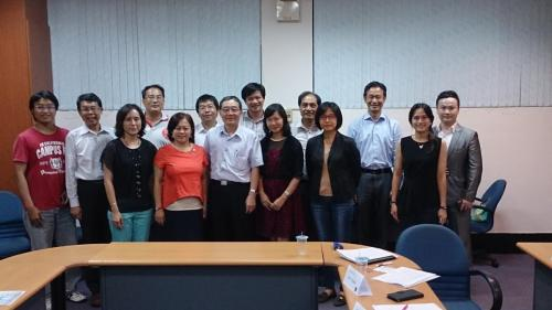 2015.08.18 電子商務發展趨勢之座談會 Workshop on the development trend of e-commerce